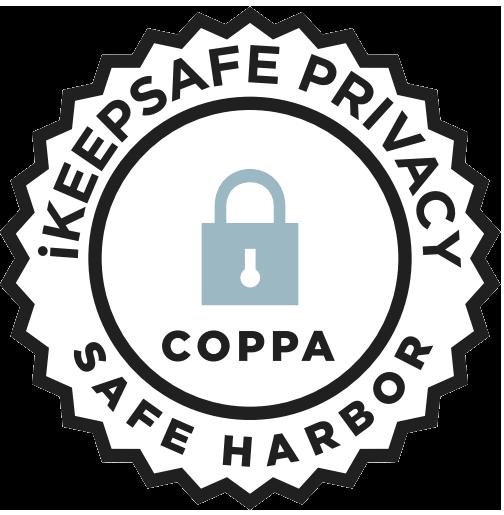 COPPA compliant badge